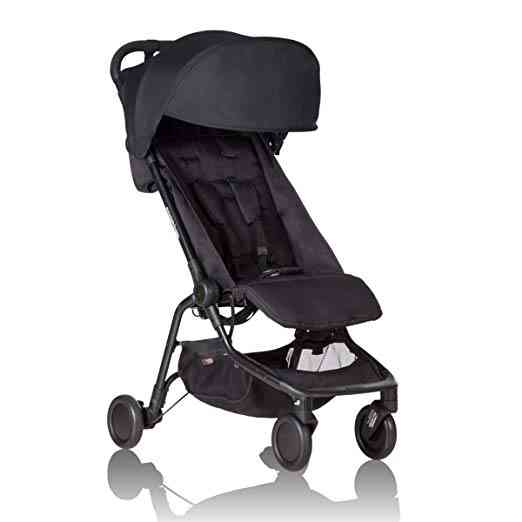 best travel strollers list mountain buggy nano