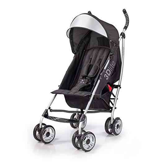 best travel strollers list summer infant 3d lite convenience