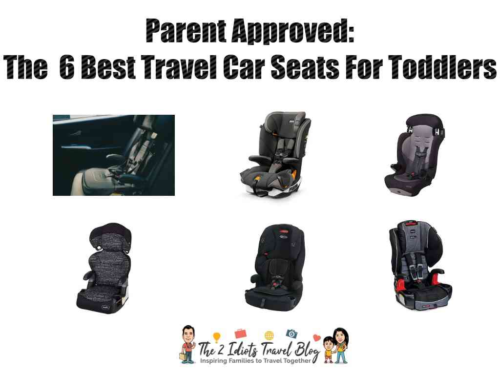 The 6 best travel car seats for toddlers