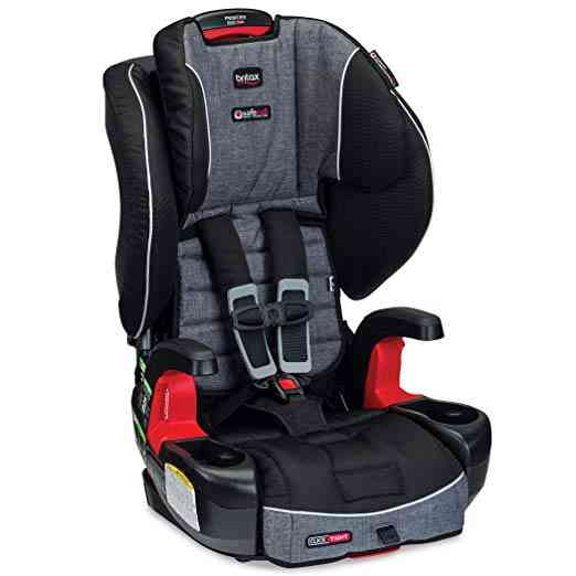 Best Car Seats for Toddlers: Britax Frontier Booster Car Seat