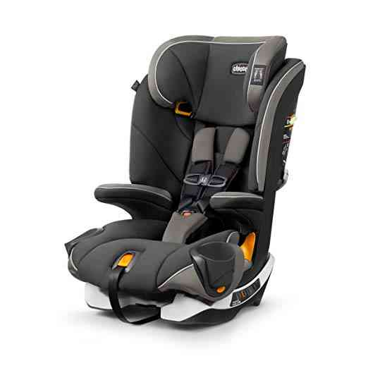 Best Car Seats for Toddlers: Chicco MyFit Harness + Booster Car Seat