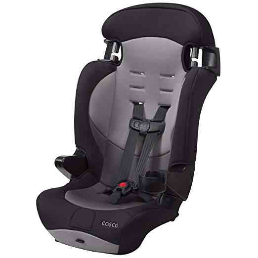 Best Car Seats for Toddlers: Cosco Finale DX 2-in-1 Combination Car Seat