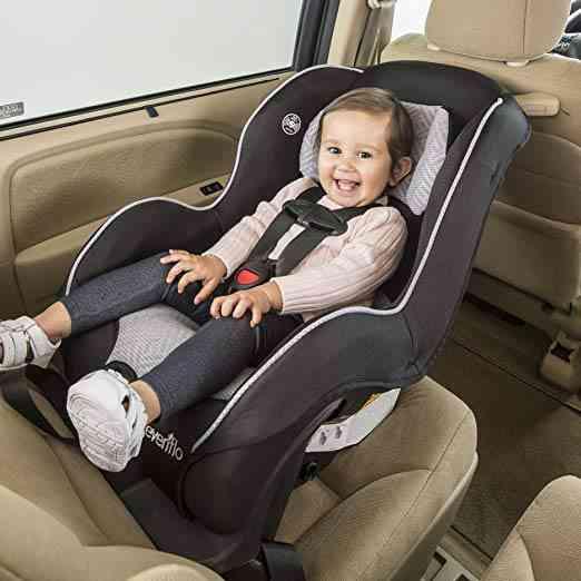 The 6 Best Travel Infant Car Seats: EvenFlo Tribute Convertible Car Seat