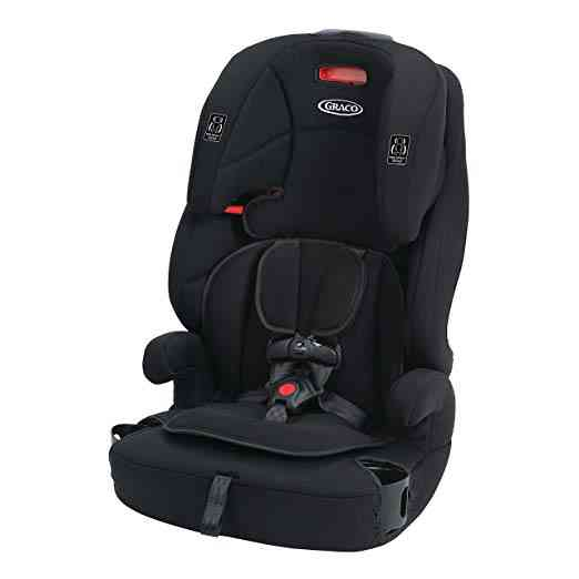 Best Car Seats for Toddlers: Graco Tranzitions 3 in 1 Harness Booster Seat