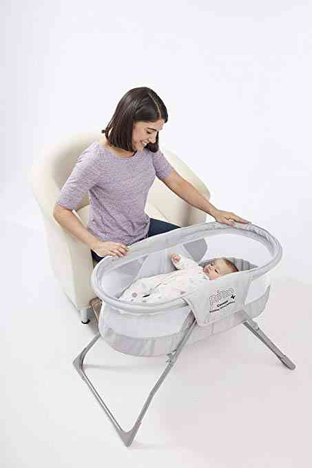 Primo Cocoon Folding Indoor and Outdoor Travel Bassinet. As part of our post on The 6 Best Travel Bassinet.