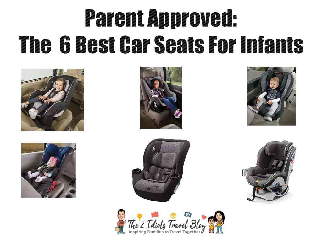 Best Infant Car Seats 2020.The Six Best Travel Car Seats For Infants Currently On The