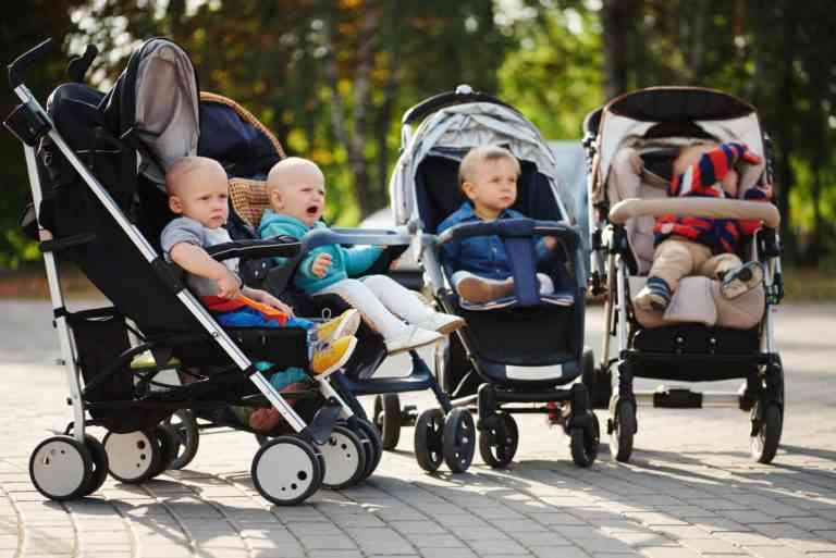 8 Things To Look For When Buying A Travel Stroller