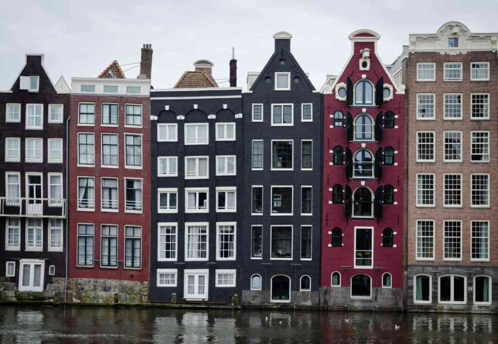 The Old Center of Amsterdam is a wonderful place to visit with kids in Amsterdam