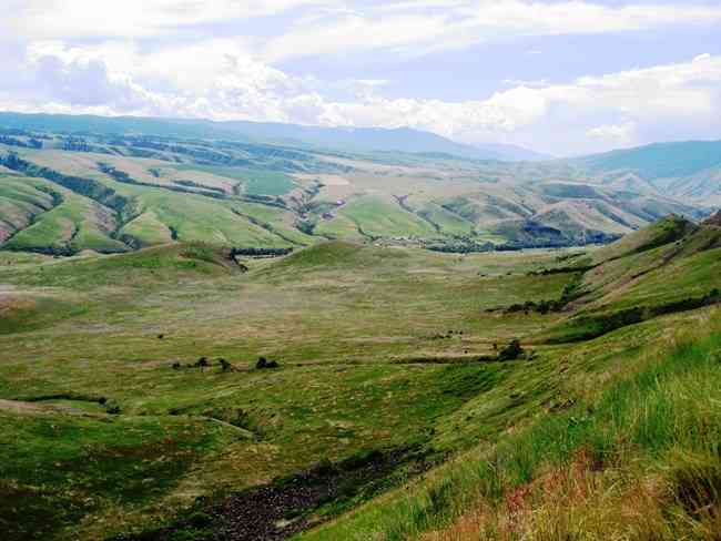 The Nez Perce Park in Idaho is one of the best things to do during COVID