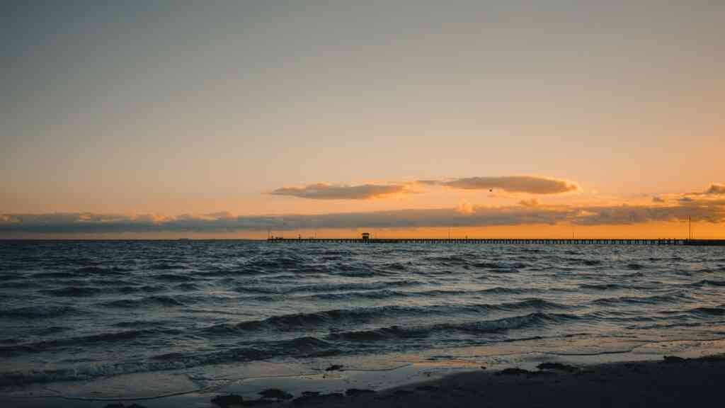 St. Kilda is one of the greatest beaches in Melbourne