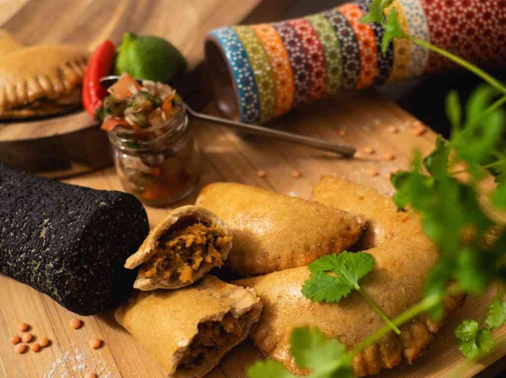 Empanadas are one of the most delicious things to eat in St Augustne with kids