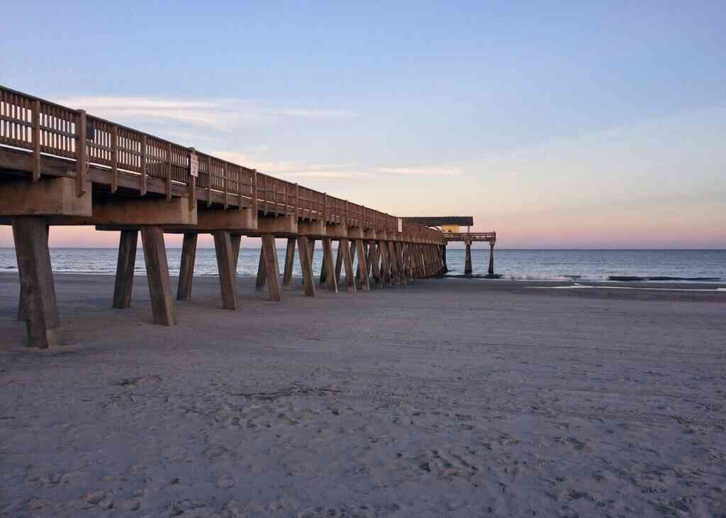 tybee island is one o the best places to visit with kids in Charleston